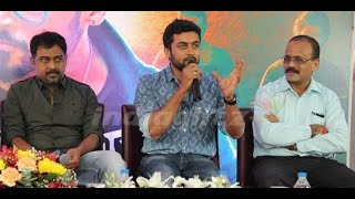 I Will Not Get Perturbed When I Been Compared With Vijay and Ajith – Surya | Anjaan Trailer