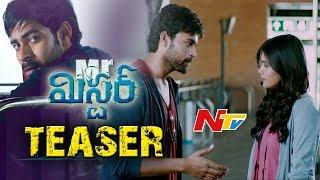 Mister Movie Teaser || Varun Tej, Lavanya Tripathi & Hebah Patel || NTV - NTVTELUGUHD