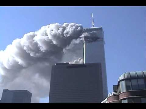 Audible Explosion at South Tower Collapse
