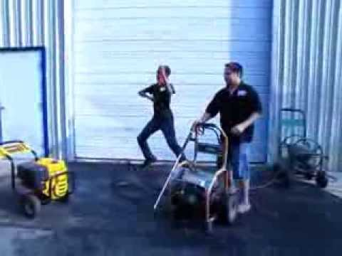 Rigid Power Washer for Rent – Skyline