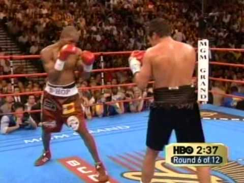 Bernard Hopkins vs Oscar De La Hoya -9fZpW8Fm09o
