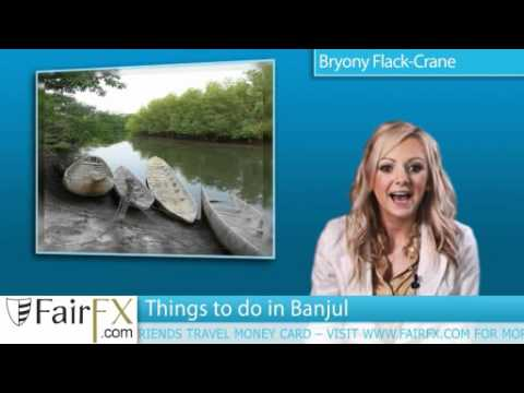 Things to do in Banjul