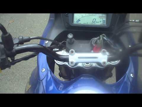 Como manejar moto - 2 - Cambio de marchas