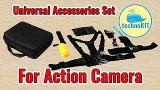 Аксессуары для экшн камеры GoPro SJCAM Eken Xiaomi Сумка (кейс) для хранения Посылка с GearBest