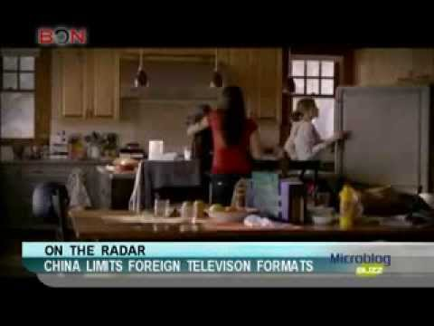 China limits foreign television formats -October 25,2013 - BONTV China