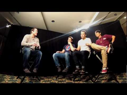 UFC 157 Predictions with Chael Sonnen and the Cast of 21 & Over