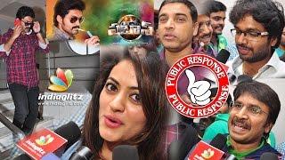 'Pataas' Public Response l Kalyan Ram l Shruthi - IGTELUGU