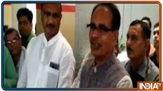 Shivraj calls Kamalnath's Comment on Pm Modi 'Cheap Politics' - INDIATV