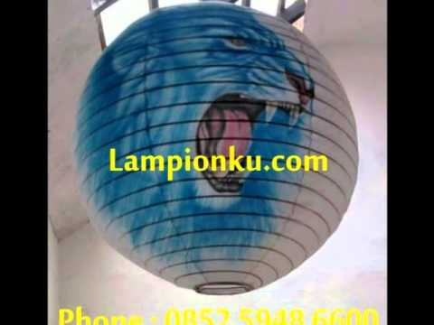 0852 5948 6600 (Telkomsel) - lampu LAMPION - LAMPION China