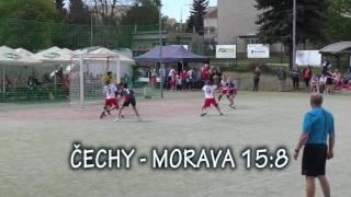 Čechy-Morava 2016 - ženy