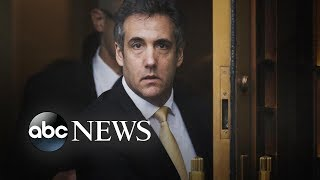 Michael Cohen talks to Mueller team about Russia - ABCNEWS
