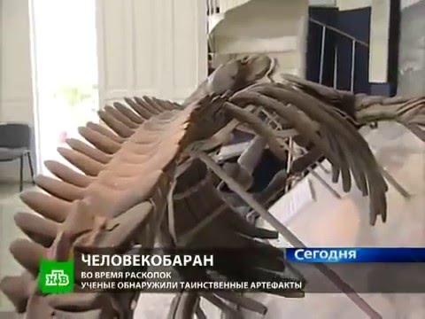ANEH - Penemuan Jasad Malaikat Di Rusia