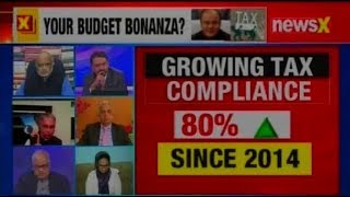 Growing Tax Compliance: Big Questions on #MyTaxHoliday | Nation at 9 - NEWSXLIVE