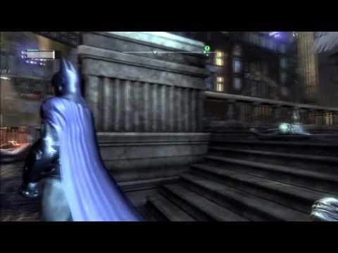 Dan And His Dad Play Batman: Arkham City