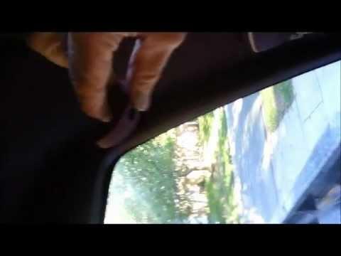 Sagging Headliner Repair 1992 Chevy Silverado