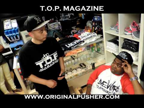 J. Stalin talks Miracle & Nightmare on 10th Street with T.O.P. Magazine (Video)