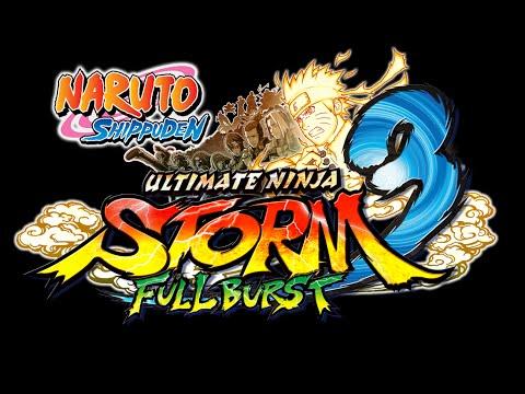 Naruto Shippuden Ultimate Ninja Storm 3 Full Burst Hinata Vs Pain