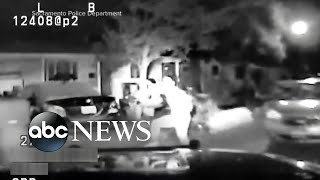 Authorities release video of a police officer who rammed teenager with SUV - ABCNEWS
