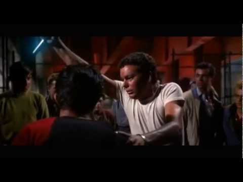 West Side Story Jedi Battle