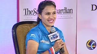Women Of Steel summit: Rani Rampal shares her journey to Indian Women Hockey Team - NEWSXLIVE