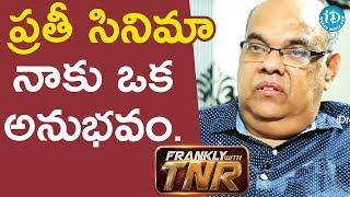 ప్రతీ సినిమా నాకు ఒక నేర్చుకొనే అనుభవం - Writer Thota Prasad || Frankly With TNR - IDREAMMOVIES