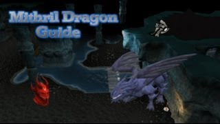 Runescape 3 LEGACY Slayer Guide - Mithril Dragons - YouTube