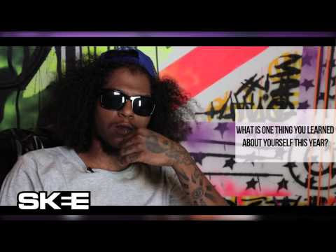 Ab-Soul - Ab-Soul Answers Fan Questions On SKEE Live
