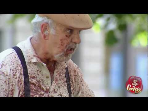 Epic Old Man - Grandpa Fight