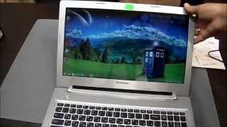 Обзор ноутбука Lenovo IdeaPad Z5070 (59439685)