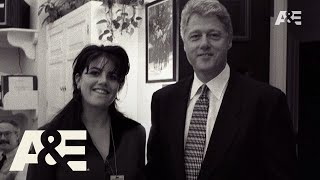 'The Clinton Affair' – Monica Lewinsky Talks About Early Feelings | Premieres on November 18 on A&E - AETV