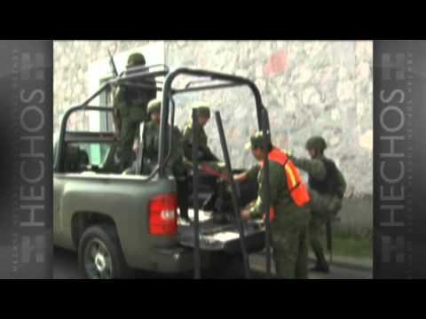 Marina abatió a El Lazca, líder de Los Zetas