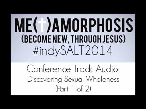 Discovering Sexual Wholeness (Part 1 of 2) - Salt 2014 Conference Track Audio