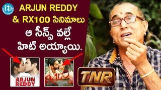 Arjun Reddy & RX 100 Success Secret Revealed - Actor Sathiya Prakash | Frankly With TNR #177 - IDREAMMOVIES