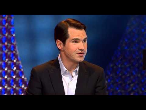 Jimmy Carr helping to get rid of fear of spiders