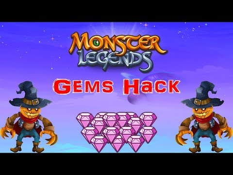 how to get more gems in monster legends