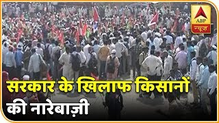 Farmers reach Mumbai to press demands   Super 9 full - ABPNEWSTV