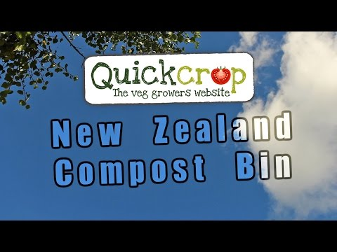 NEW ZEALAND COMPOST BIN