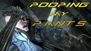POOPING MY PANTS! (AvP with SeaNanners & EatMyDiction)