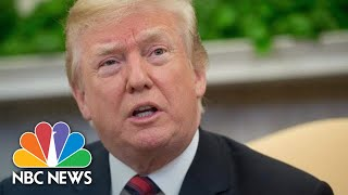 President Donald Trump: 'There's A Substantial Chance' NK Summit Won't Work Out | NBC News - NBCNEWS