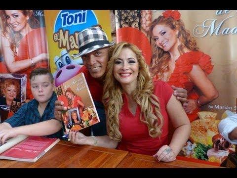 MARIAN SABATE ,RUEDA DE PRENSA DE SU LIBRO