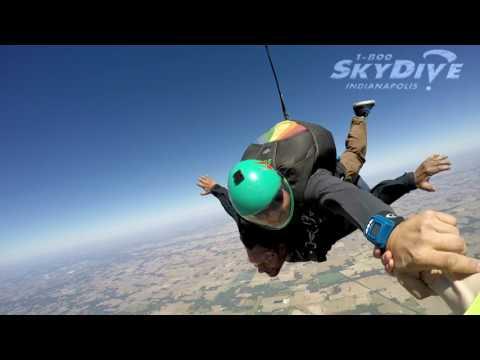 Anurag Srivastaya's Tandem skydive!