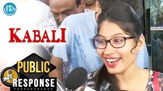 Kabali Movie Public Response / Review    Radhika Apte    P A Ranjith    Santhosh Narayanan - IDREAMMOVIES