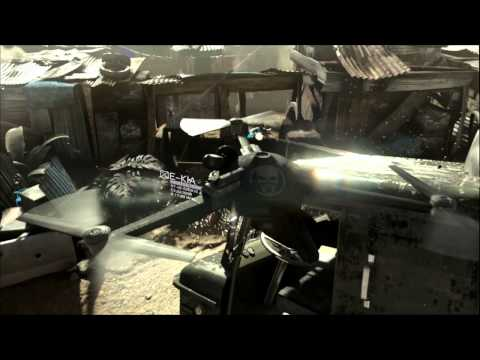 Tom Clancy's Ghost Recon Future Soldier Trailer - Ubisoft E3 2011
