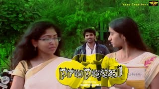Proposal || Telugu Short Film 2017 || Directed by Ramesh Agurla || with english subtitles - YOUTUBE