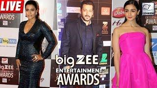 Big Zee Entertainment Awards 2017 Red Carpet | FULL VIDEO