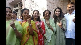 Polling beings for Lok Sabha Elections Phase 3 - ZEENEWS