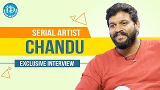 Serial Artist Chandu Exclusive Interview | Soap Stars With Anitha #60 | iDream Telugu Movies - IDREAMMOVIES