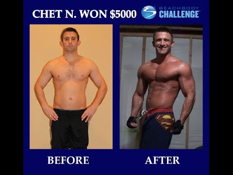 P90X Results and Body Beast Results - Chet
