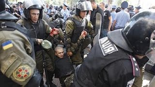 Ukraine Protest Blast Kills Officer, Injures Dozens - WSJDIGITALNETWORK