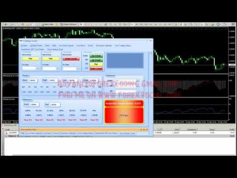Forex Alert System Instruction Live